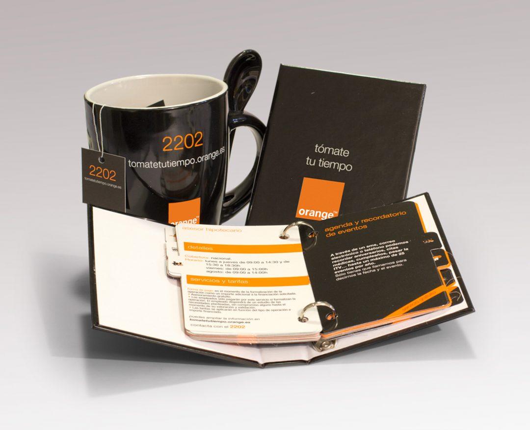 Comunicación corporativa | Orange