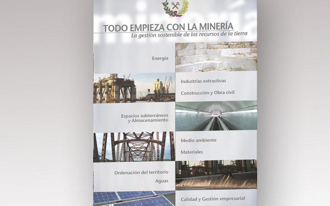 Diptico   Consejo Superior de Colegios de Ingenieros de Minas