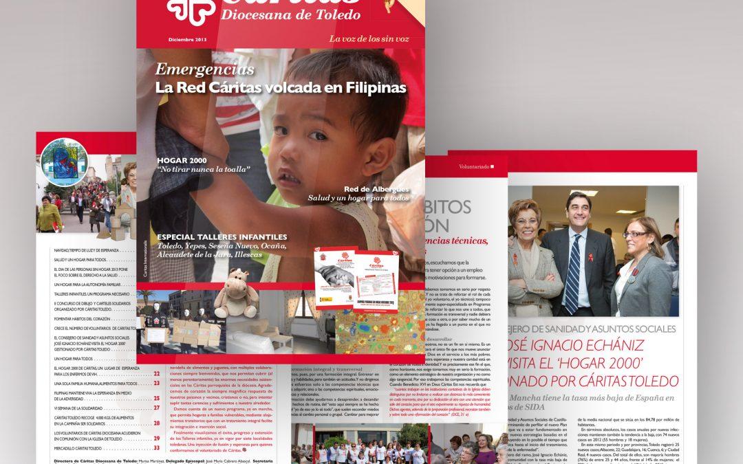 Revista | Cáritas Diocesana Toledo