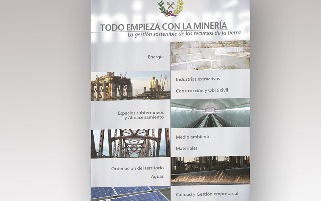 Diptico | Consejo Superior de Colegios de Ingenieros de Minas