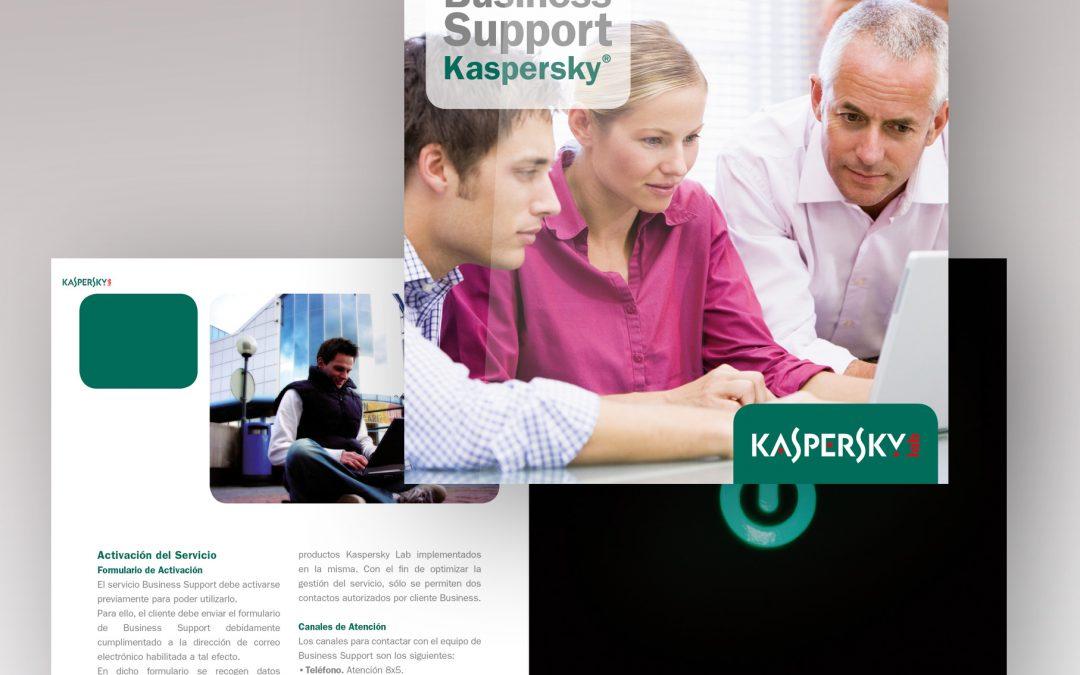 Folleto | Kaspersky