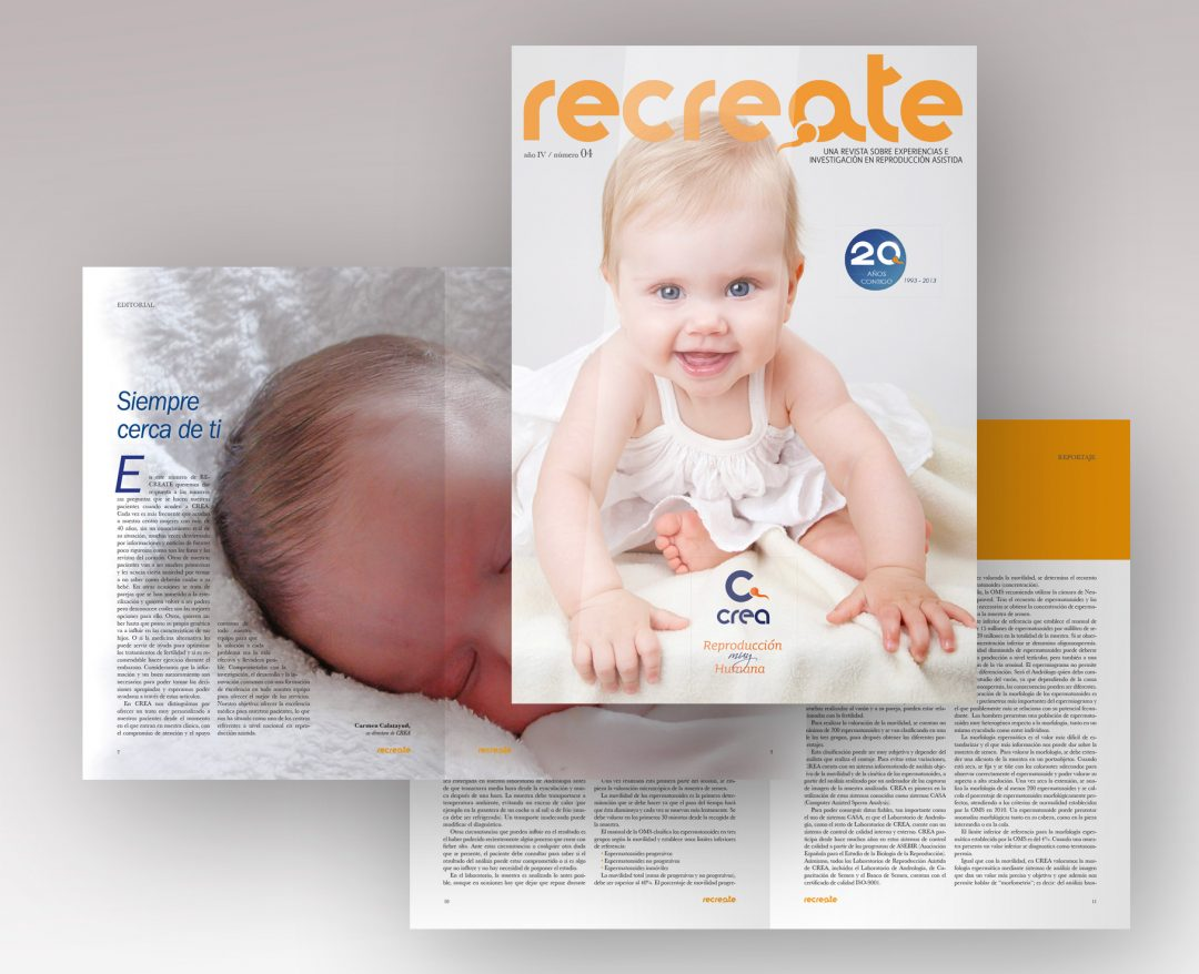 Revista | Recreate