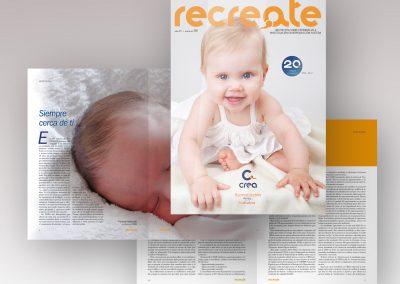 Revista | Recreate