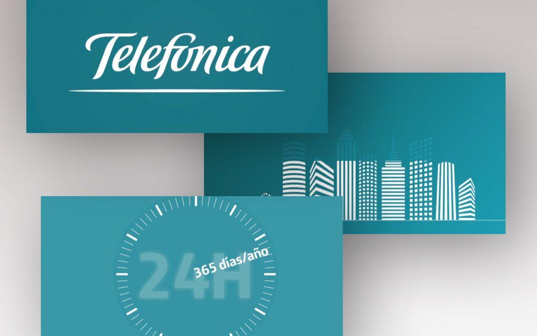Vídeo   Telefónica